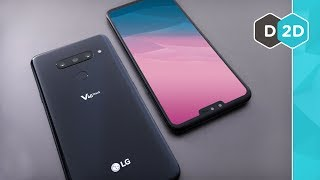 LG V40 - Are 5 Cameras Useful?