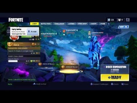 Fortnite| Pro Player La Inceput!