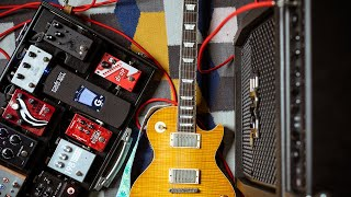 Can You Use A Metal Amp As A Pedal Platform? ENGL Fireball 25