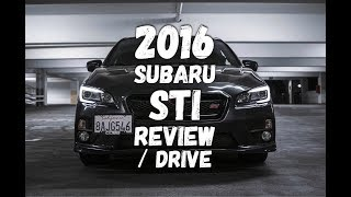 2016 Subaru STI Build Review   MM Reviews