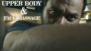 "Video ASMR Upper Body & Face Massage Roleplay ""Tension Relief"" download MP3, 3GP, MP4, WEBM, AVI, FLV September 2018"