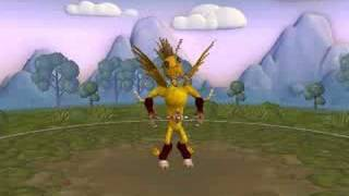 BUGSPORE - Spore Creature Creator Video