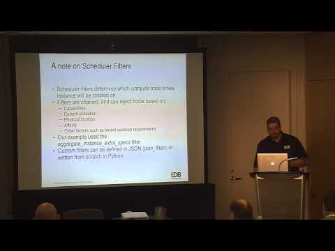 Postgres on OpenStack