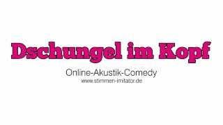 """Til Schweiger und Didi Hallervorden - Akustik Parodie """"Didi und Til - Dschungel im Kopf"""""""