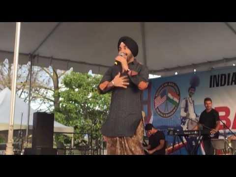 Ravinder Grewal Live 2016