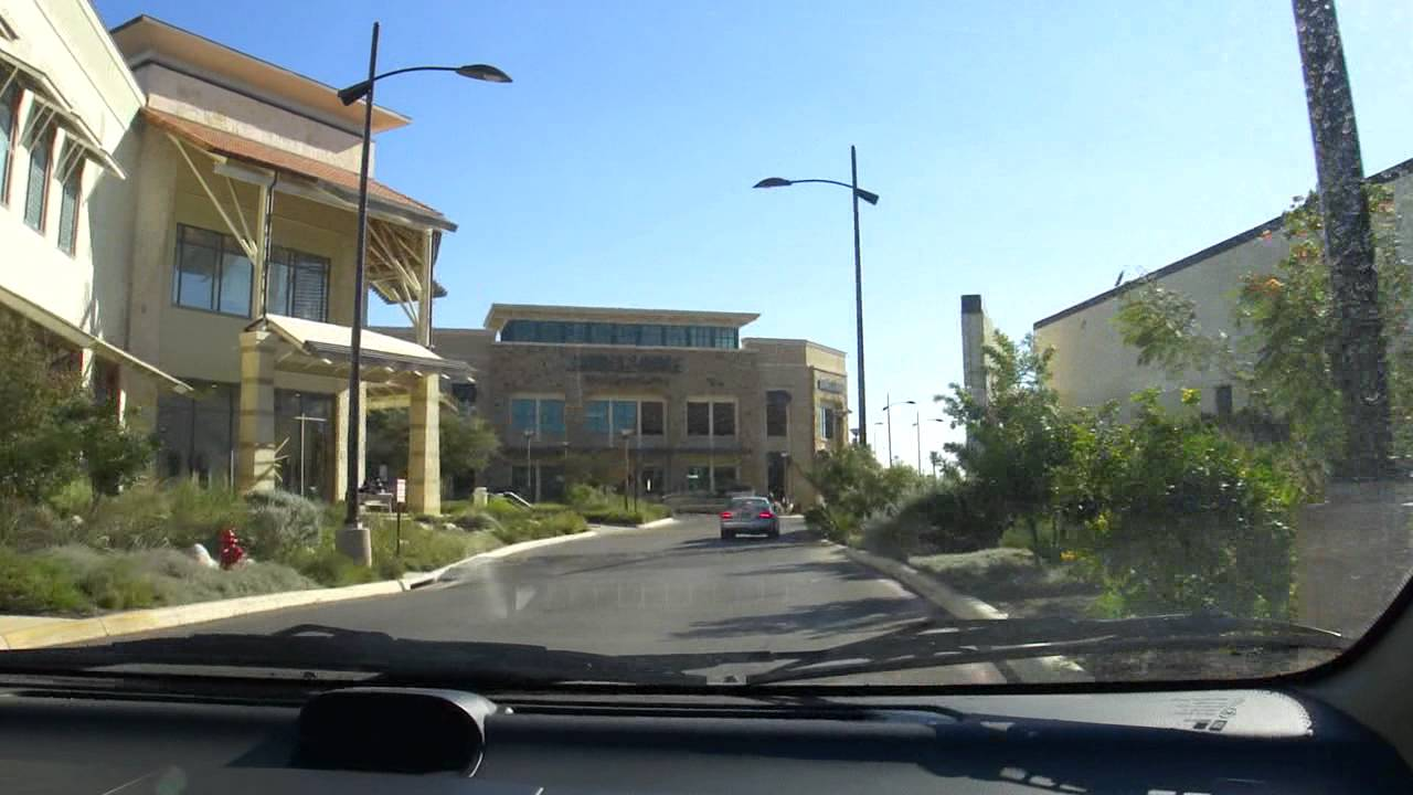 La Cantera Shopping Mall San Antonio Texas, USA 1   YouTube