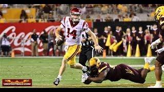 USC vs Arizona State field level highlights