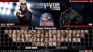 Complete WWE 2K15 Roster Review PS4/XB1 1080p [HD] STING,Divas and Managers