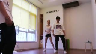 몸치탈출 클럽댄스 리듬 과 크록하 스텝 남자 댄스개인레슨 수업후기