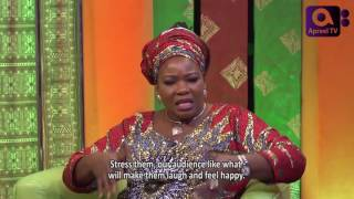 ADA AMEH on GbajumoTV