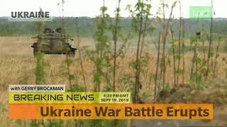 Ukraine War Battle Erupts - Tanks, Artillery, Infantry - Breaking NEWS