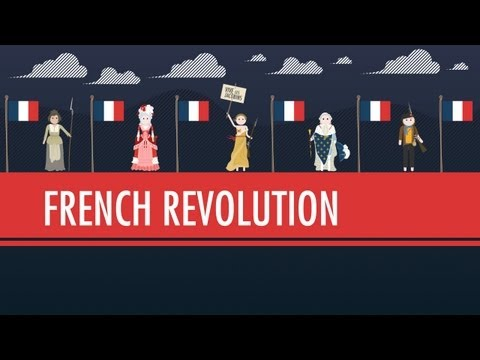 Thumbnail: The French Revolution: Crash Course World History #29