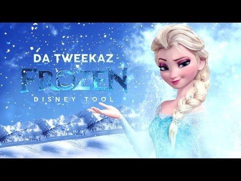 Da Tweekaz  Frozen Disney Tool  P