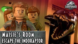 LEGO Jurassic World – Escape the Indoraptor – Maisie's Room