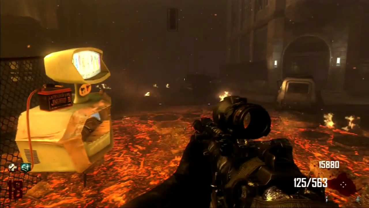 Call Of Duty Black Ops 2 Zombie Survival su Città: Come raggiungere round alti