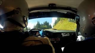 Rallye Mont-Blanc VHC 2014 - Temps scratch