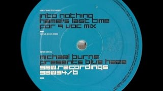 Michael Burns Pres. Blue Haze ‎– Into Nothing (Hamel