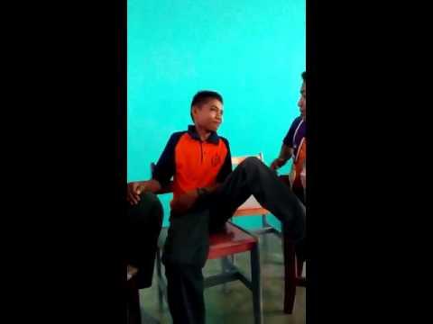 Budak SMK Syed Ahmad perlis.