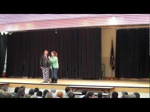 Myrtle Beach Intermediate School Leadership Idol Finals 2.08.13