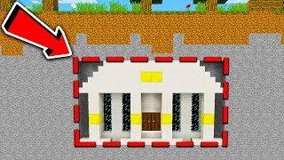 Minecraft pod Ziemią - WILLA POD ZIEMIĄ !!! #4