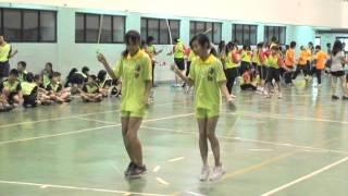 台南市100年市長盃民俗體育錦標賽〔跳繩比賽〕
