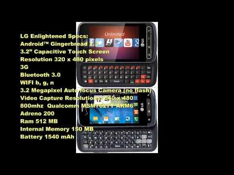 LG Optimus Slider - Virgin Mobile USA