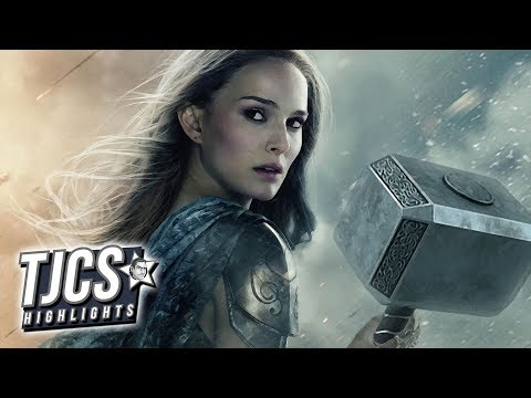 Natalie Portman Is The New Thor. Good Or Bad Idea