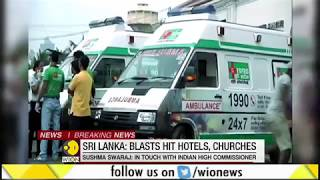 Breaking News: Sri Lanka police had warned of suicide attack threat before blasts