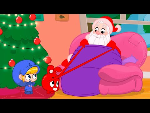 Santa Is Sick On Christmas  Holiday Cartoons For Kids  Mila and Morphle