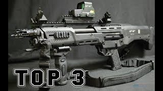 TOP 3: AS MELHORES ESPINGARDAS DA ATUALIDADE!