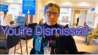 Security & Gina Get Dismissed