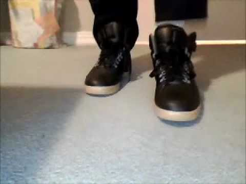 Reebok Ex-O-Fit Hi Unboxing On Feet - YouTube 2ec6203997caf