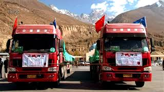 CPEC First Convoy - (ISPR Official Documentary)