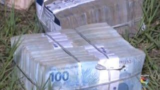 (EDIÇÃO 27/11/2018)Mais de R$ 3 milhões foram apreendidos após assalto a banco em Bacabal