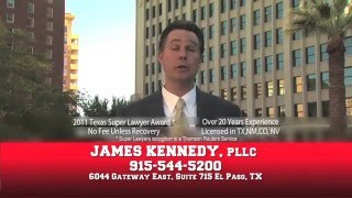 James Kennedy, P.L.L.C. Video - Fighting for Veterans