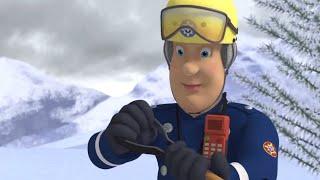 Fireman Sam 🌟Sam's Snow Emergency! 🔥Firefighter's Best Moments 🔥Kids Cartoons