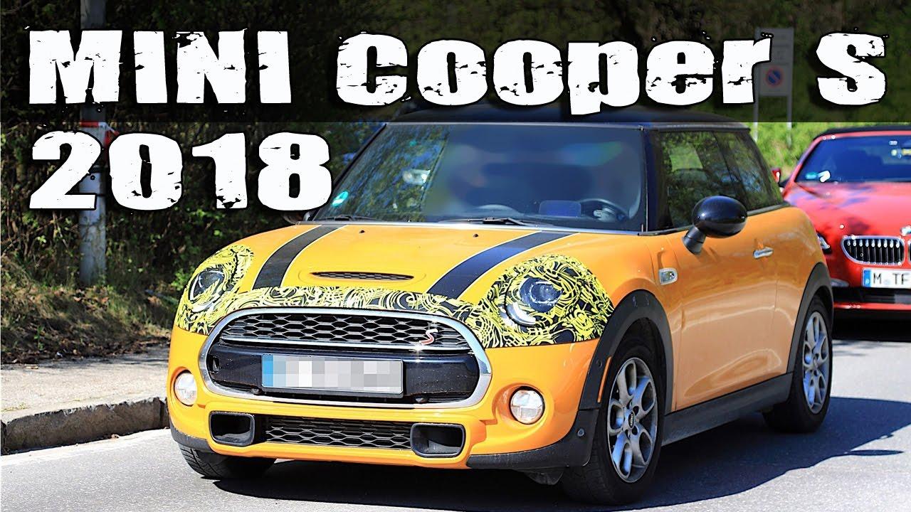 New 2018 MINI Cooper S Facelift  YouTube
