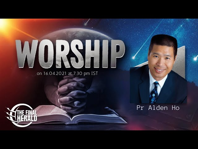 Worship With Pr Alden Ho | Reverence - Part 5 - Reverence For His Temple