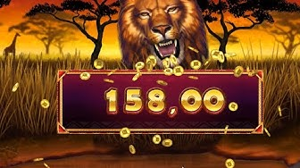 🦁African Quest High 🤑Winning Online Slot 🎰 Game | MicroGaming | Triple Edge Studios | Big5casino