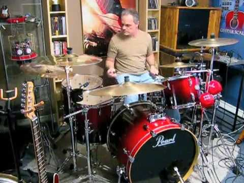 Banditos - The Refreshments - Drum Cover By Domenic Nardone