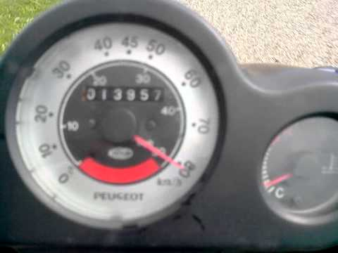 Peugeot Speedfight 2 50 AC Rcup Speedo Cable