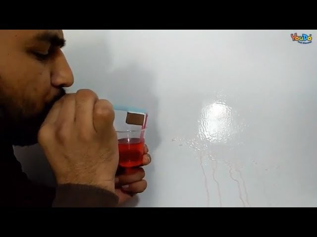How air pressure works - Bernoulli's principle II YouDo Videos