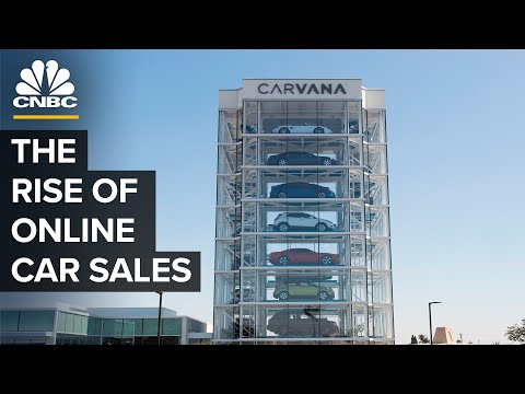 Why Car Buyers Are Ditching Dealerships For Online Sales