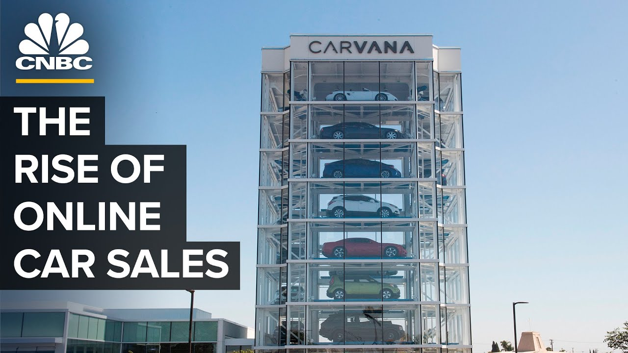 Download Why Car Buyers Are Ditching Dealerships For Online Sales