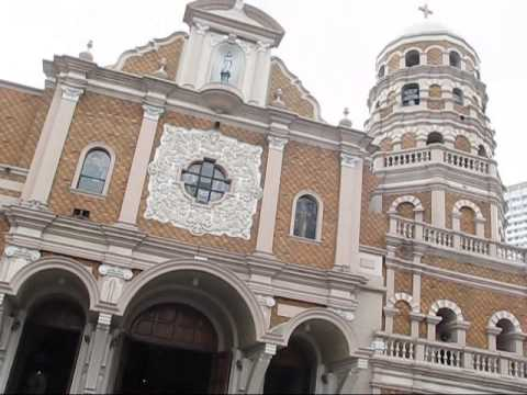Church of Santa Cruz in Manila