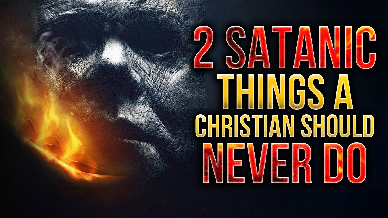 Two Things Every Christian Needs To Avoid