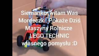 Maszyny rolnicze z lego technic :D