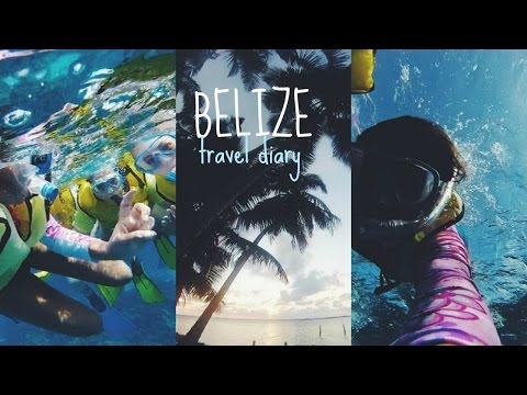 BELIZE IT OR NOT  Travel Diary