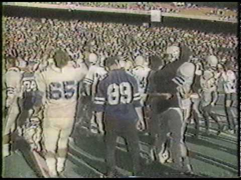 Rockhurst High School KC Wins 1986 Football Championship
