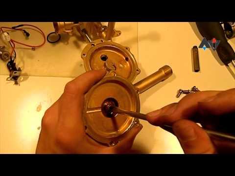 Большой водяной узел Китайских газовых колонок_АТ_#3